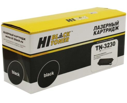 Картридж Hi-Black TN-3230 для Brother HL-5340/5350/5370/5380//DCP8070D/8085DN 3000стр cactus cs tn3230 black тонер картридж для brother hl 5340d 5350dn 5370dw dcp 8070d 8085dn