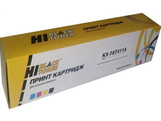 Картридж Hi-Black KX-FAT411A для Panasonic KX-MB1900/2000/2020/2030/2051/2061