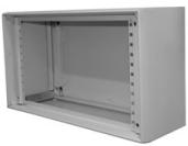 Шкаф электрический навесной Schneider Electric 600мм 9 модулей 8103  шкаф электрический навесной schneider electric ip55 15 модулей 8304