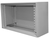 Шкаф электрический навесной Schneider Electric 600мм 9 модулей 8103 щиток навесной для 8 модулей пластиковый ip65 schneider electric kaedra