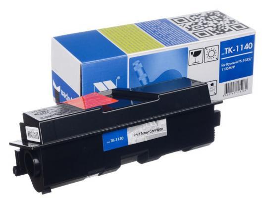 Картридж NV-Print TK-1140 для Kyocera FS-1035MFP DP/1135MFP черный 7200стр chip for kyocera mita fs1028 mfp dp for kyocera 1028 mfp dp for kyocera mita tk133 chip brand new compatible chips