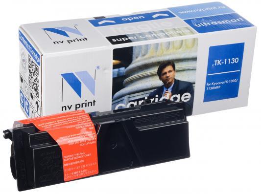 Фото - Тонер-картридж NV-Print TK-1130 для Kyocera FS-1030MFP/FS-1130MFP черный 3000стр картридж nv print tk 435 для kyocera km 180 181 220 221 15000k