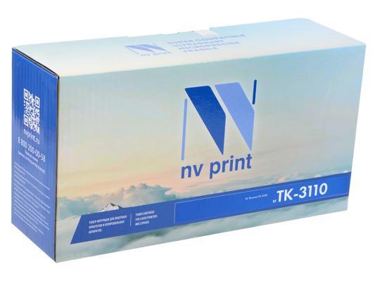 Картридж NV-Print TK-3110 для Kyocera FS-4100DN 15500стр картридж для принтера nv print для hp cf403x magenta