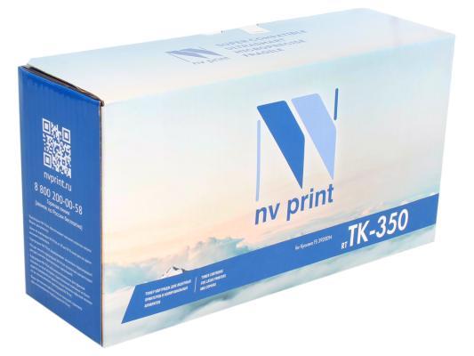 Картридж NV-Print TK-350 для Kyocera FS-3920DN new original kyocera fuser 302j193050 fk 350 e for fs 3920dn 4020dn 3040mfp 3140mfp
