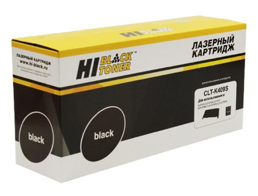 Картридж Hi-Black для Samsung CLT-K409S CLP-310/315 черный с чипом 1500стр картридж hi black для samsung clp k300a clp 300 черный с чипом 2000стр 98052090111