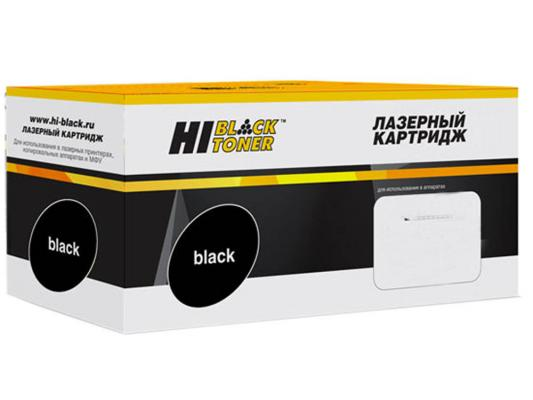 Картридж Hi-Black для Samsung CLT-K407S CLP320/320N/CLX-3185/3185N/FN черный с чипом 1000стр toner powder and chip for samsung 506 clt 506 for clp 680 clx6260fw clx 6260nd clx 6260nr laser printer hot sale