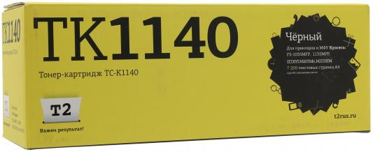 все цены на Картридж T2 TK-1140 для Kyocera FS-1035MFP/1135MFP 7200стр