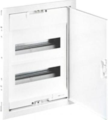 Щиток встраиваемый Legrand 2х12м пластиковая дверь 1423