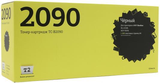 Картридж T2 TC-B2090 для Brother HL-2132R/DCP-7057R 1000стр калькулятор настольный assistant ac 2132 8 разрядный ac 2132