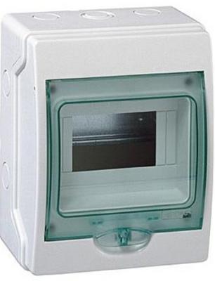 Бокс Schneider Electric Kaedra 6 модулей 13977