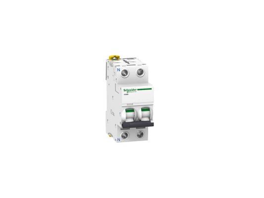 Автоматический выключатель Schneider Electric iC60N 2П 10A B A9F78210