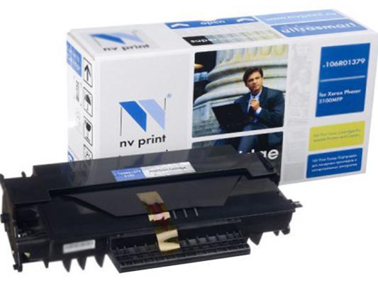 Картридж NV-Print 106R01379 для Xerox Phaser 3100MFP черный 6000стр картридж для принтера nv print для xerox 108r00909