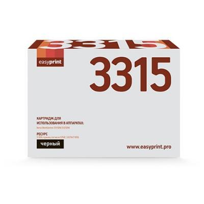 Картридж EasyPrint для Xerox 106R02310 WorkCentre 3315DN/3325DNI черный 5000стр картридж sakura 106r02310
