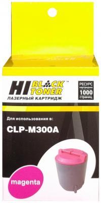 Картридж Hi-Black CS-CLP-M300A для Samsung CLP-300 300N CLX-3160N 3160FN пурпурный 1000стр тарелка хай хэт zultan 13 hi hat cs series