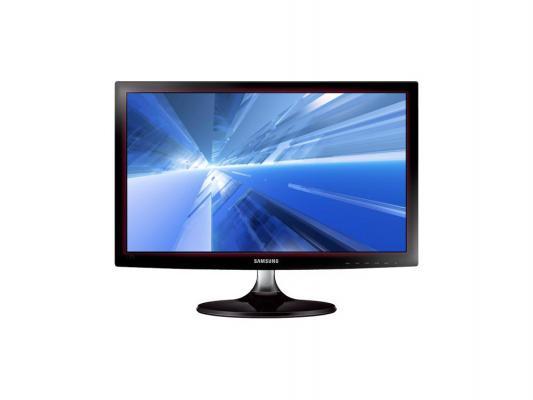 Купить Монитор 20 Samsung S20D300HSI черно-красный TN LED 1600x900 1000:1 250cd/m^2 5ms VGA HDMI