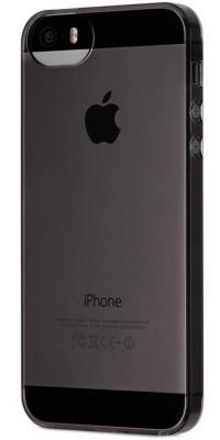 Накладка Power Support Air Jacket для iPhone 5S серый PJK-83AJ cgig q3 universal 5200mah power bank for iphone 5s samsung w led torch sky blue