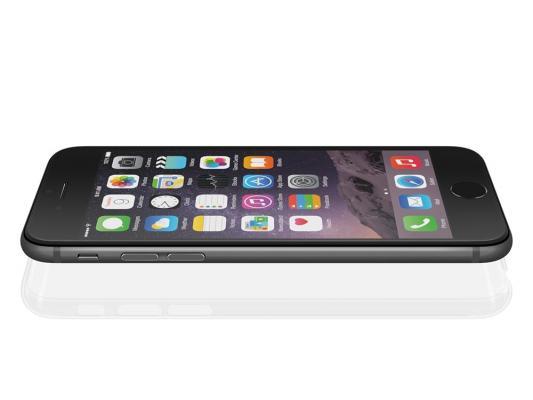 Чехол Power Support для iPhone 6 прозрачный PYC-81AJ