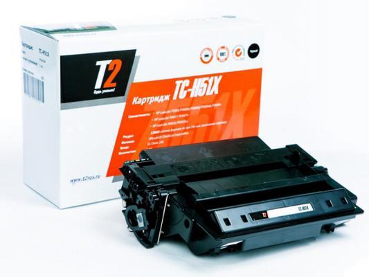 Картридж T2 Q7551X для HP LaserJet P3005/M3027/M3035 13000стр TC-H51X