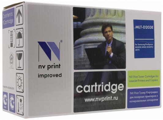 Картридж EasyPrint MLT-D203E для Samsung SL-M3820D M4020ND M3870FD 10000 стр