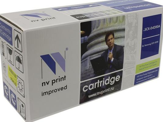 Картридж NVPrint SCX-D4200A для Samsung SCX-D4200 3000стр scx 4200 toner cartridge for samsung scx 4200 printer