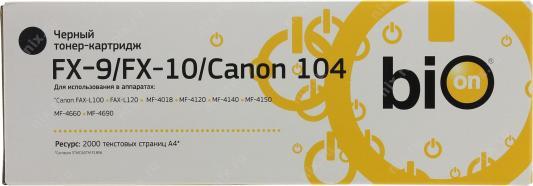 Картридж Bion FX-9/FX-10/104 для Canon MF 4000 4100 4600 2000стр Черный