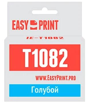Картридж * IE-T1082 для Epson Stylus C91 CX4300 T26 T27 TX106 TX109 TX117 TX119 151стр Голубой