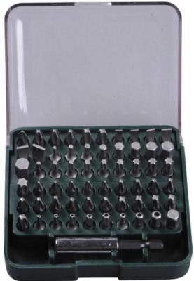 Набор бит Kraftool с адаптером 61 предмет 26140-H61 набор бит kraftool 61шт cr v 26140 h61