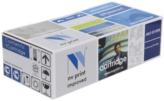 Фото - Картридж NV-Print MLT-D109S для Samsung SCX-4300 черный 2500стр картридж nv print cs tk160 2500стр черный