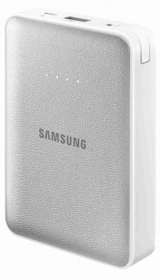 Аккумулятор Samsung EB-PG850 8.4mAh белый EB-PG850BWRGRU внешний аккумулятор samsung eb pg850 8400mah white eb pg850bwrgru