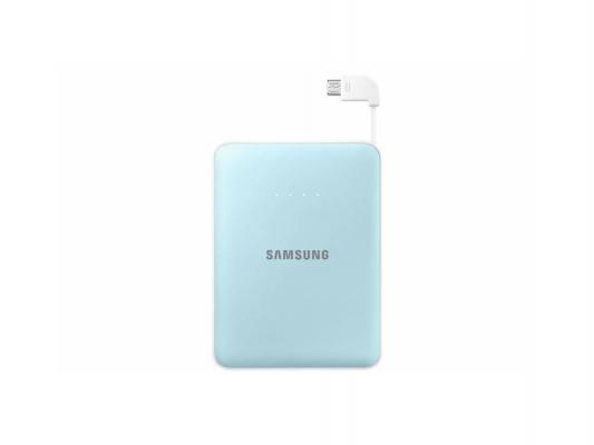 Аккумулятор Samsung EB-PG850 8.4mAh голубой EB-PG850BLRGRU внешний аккумулятор samsung eb pg850 blue