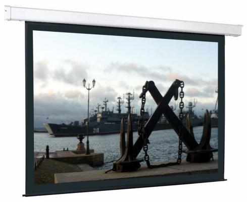 Экран настенный моторизированный ScreenMedia Champion SCM-4307 366 x 274 см экран настенный моторизированный screenmedia 183х244см scm 4304