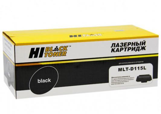 Картридж Hi-Black MLT-D115L SEE для Samsung Xpress SL M2620 2820 M2670 2870 MLT-D115L 3000 стр картридж для лазерного принтера samsung mlt d111s see