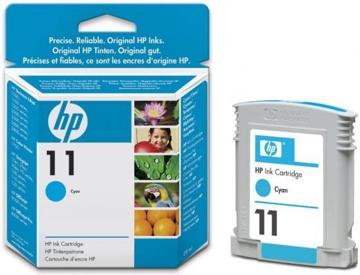 Картридж T2 IC-H4836 C4836A №11 для HP Business InkJet 1200 2200 2600 2800 CP1700 Pro K850 голубой 1750 стр