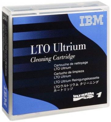 Ленточный картридж IBM Ultrium LTO Universal Cleaning Cartridge with label analog IBM 23R7008 35L2087