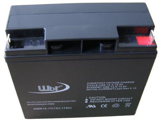 Батарея WBR GP12170 12V/17AH