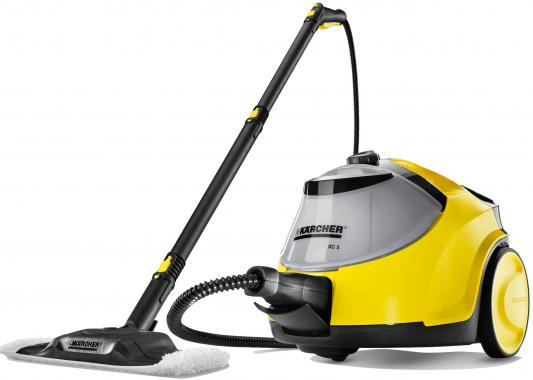 Пароочиститель Karcher SC 5 2200Вт 4.2бар желтый 1.512-500.0