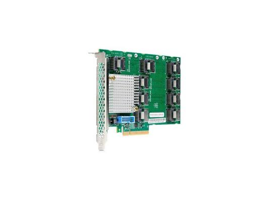Контроллер 12Gb SAS Expander Card SFF for Hp DL380