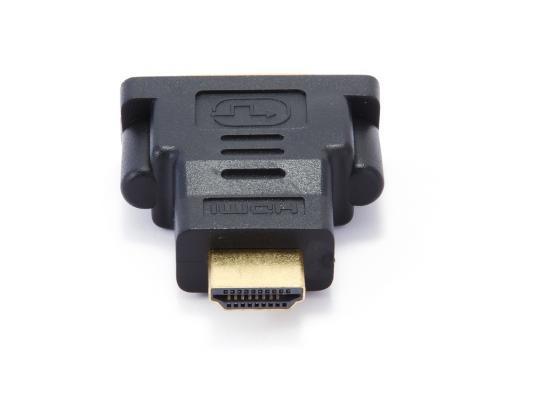 Переходник HDMI M - DVI F Gembird золотые разъемы пакет A-HDMI-DVI-3 от 123.ru
