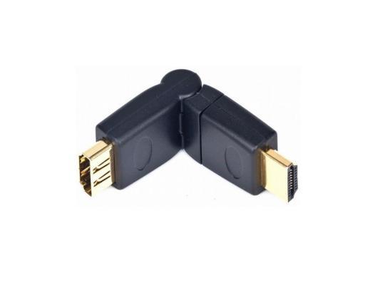 Переходник HDMI F-HDMI M Gembird A-HDMI-FFL2 от 123.ru