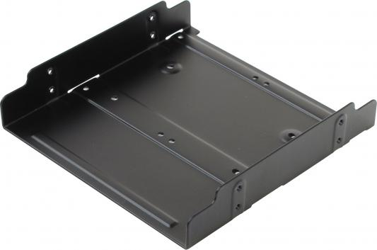 """Переходник для HDD Espada EAC52535-2S 2х2.5"""" или 3.5 HDD/SSD в отсек 5.25"""""""
