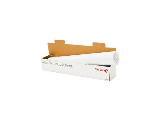 Бумага Xerox А1 610мм x 30м 120г/м2 матовая 450L91412 xerox 450l91412