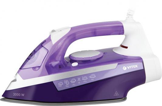 Утюг Vitek VT-1247 3000Вт фиолетовый