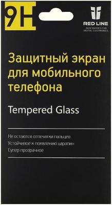 Защитное стекло прозрачная Red Line tempered glass для iPhone 6 Plus 0.3 мм