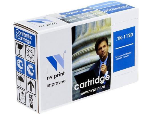 Картридж NV-Print TK-1120 для Kyocera  FS-1060DN/1025MFP/1125MFP черный 3000стр картридж для принтера nv print для hp cf403x magenta
