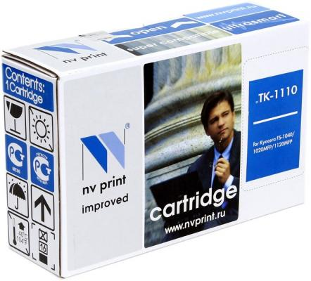 Картридж NV-Print TK-1110 для Kyocera FS-1040/1020MFP/1120MFP черный 2500стр alzenit for kyocera dk 1110 fs 1040 1020 1120mfp 1060 p1025d oem new imaging drum unit printer parts on sale