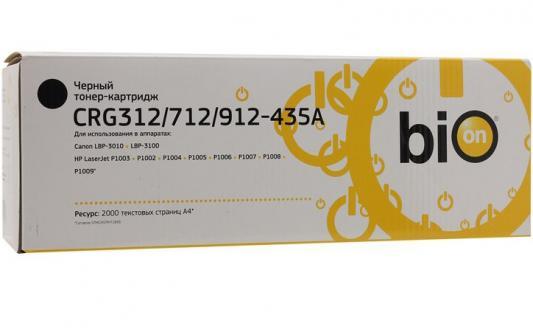 Картридж Bion CS-EPT1292 для для Canon LBP-3010/3100, HP LJ 1000 2000стр Черный