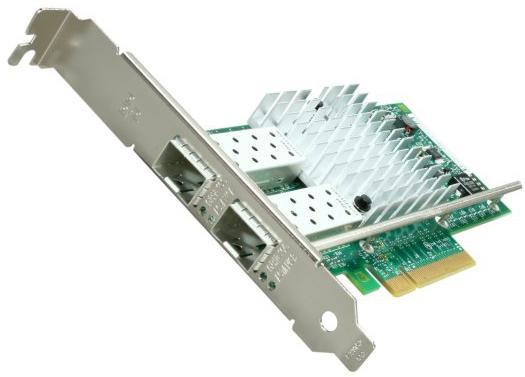 Адаптер Intel E10G42BTDABLK 927249 цена и фото