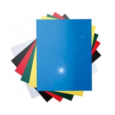 Обложка для переплетов Fellowes Lamirel A4 250г/м2 красный 100шт LA-7868601 обложка fellowes delta crc 53713 a4 250г м2 100 синий