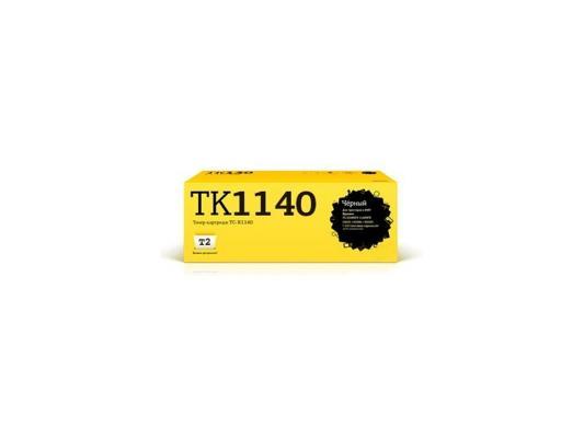 Картридж T2 TC-K1140 для Kyocera FS-1035MFP 1135MFP 7200стр черный картридж t2 tc cexv50 черный