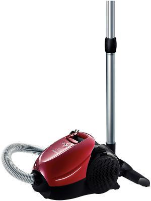 Пылесос Bosch BSN1701RU с мешком сухая уборка 1700/300Вт красный пылесосы bosch пылесос bosch bsb2982 1800вт красный
